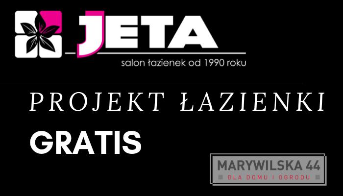Jeta Projekt łazienki Gratis Centrum Handlowe Galeria