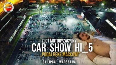 car show akcja charytatywna