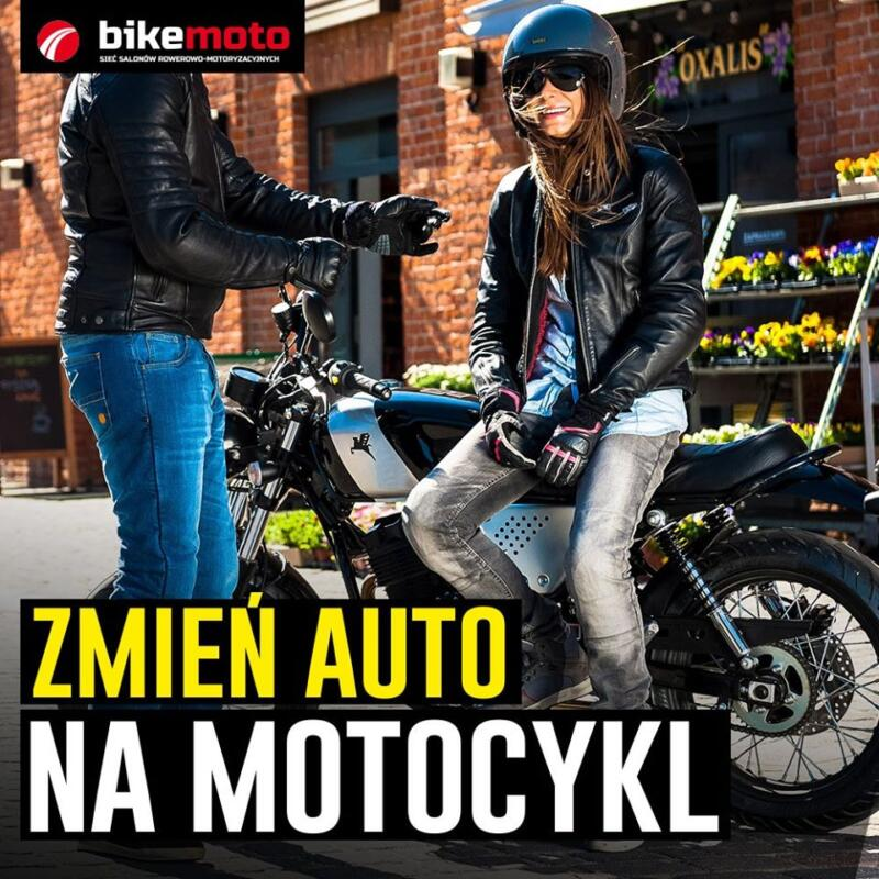 bike moto center marywilska