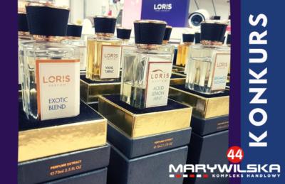 loris konkurs perfumy